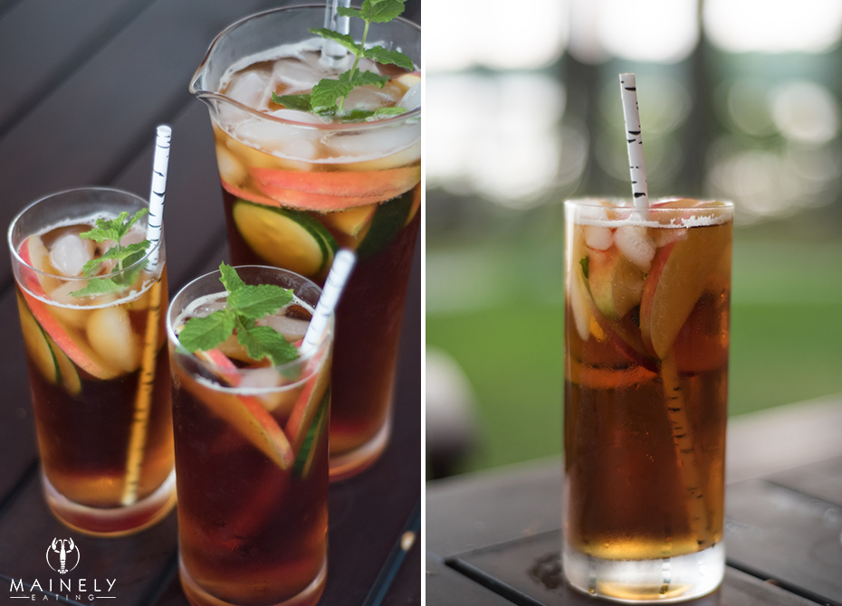 01 Pimms No1 cup - Mainely eating