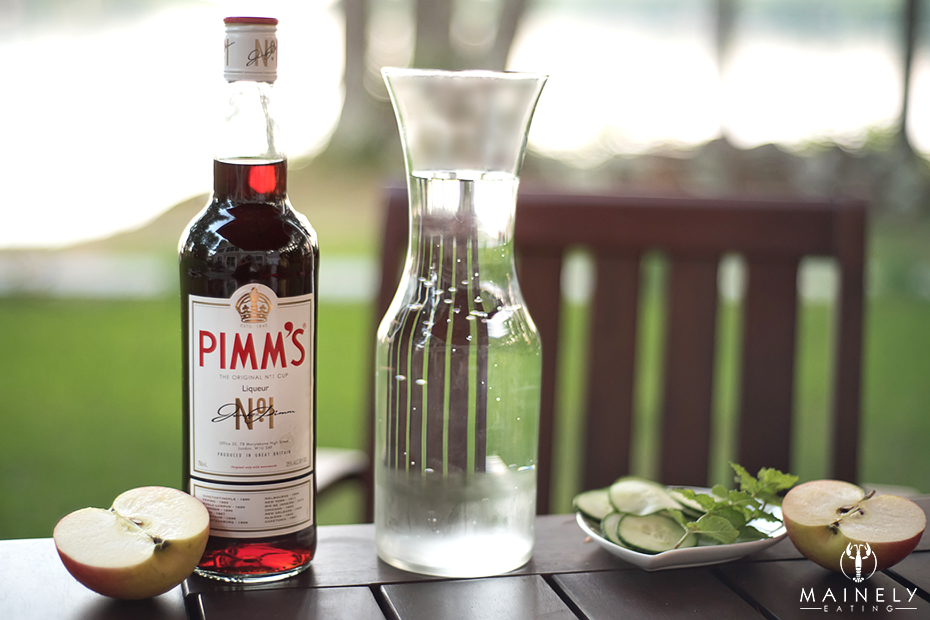 Pimms No1 cup - Mainely eating